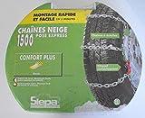Paire de chaines neige pour pneu 175/65/15 - TOP CHRONO 1500 N6...