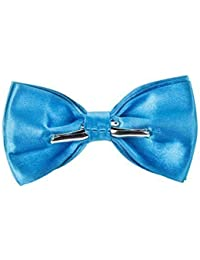 Pre-tied Satin Security / Safety Bow Tie - Just Clip On