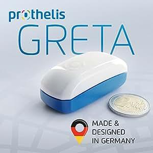 Prothelis GPS-Tracker (Peilsender) für die Ortung von Tieren, Personen, Koffern uvm.