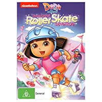 ‏‪Dora The Explorer: Doras Great Roller Skate Adventure - DVD‬‏