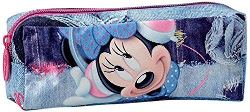 Coriex D95145 Micky Maus und Freunde Couture Minnie&Daisy Rectangular Case, Multicolor, 21 cm