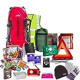 Notfall Winterfahrzeug Survival Kit