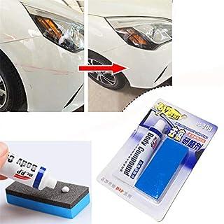 Yonhchop Autokratzer-Entferner Autopolitur Detail Verbindung Körper Paste Wachs & Schwamm Pinsel Lack-Reparatur-Kit