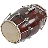 SG Musical Musical Tahli Nut Bolt Dholak With Tunning