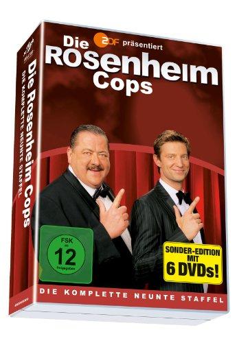 Die Rosenheim Cops S09e14 Es Ist Nicht Alles Gold