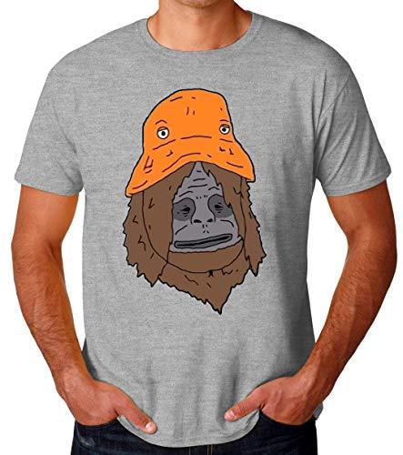 ef379816d BakoIsland Sassy The Sasquatch T-Shirt Uomo X-Large