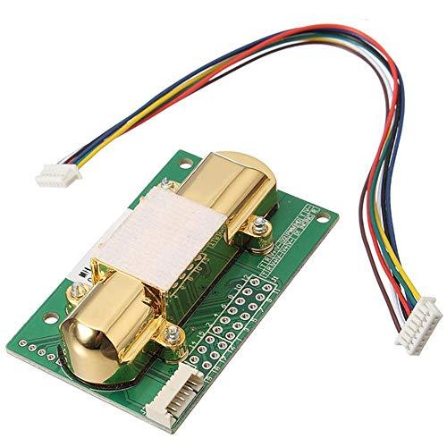 mh-z14a 0-5000ppm Infrarot CO2Sensor-Modul Analog Output Umwelt Überwachung Sensoren analog Output mit Kabel mh-z14 -