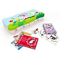 Francia Mappe - 395911 - Giochi di carte - Metal Case Ciao (Ciao Kitty Carta)