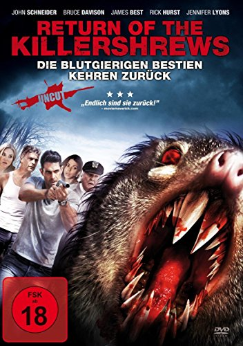 Return of the Killershrews - Angriff der Riesenratten - Uncut Preisvergleich
