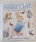 Naissance de pierre lapin ou l'art de beatrix potter / peintures et dessins