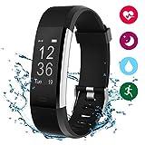 Winisok Fitness Armband Herzfrequenz Aktivität Armband IP67 Fitness Tracker Smart Armband