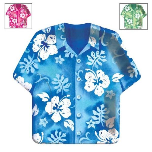 unique-industries-inc-bahama-breeze-shirt-shaped-piatti-assortiti
