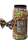 #10: Douge Couture Combo Pack of Biscuit - 1 Kg and Dog Tie