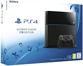 PlayStation 4 - Konsole Ultimate Player 1TB Edition [CUH-1116B]