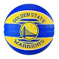 NBA Team Sz7 Rber Bball - GLDEN Warriors