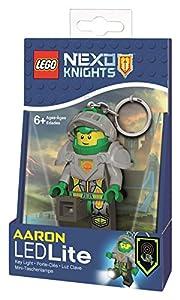 Rocco Juguetes lgl-ke98-Llavero Lego Nexo Aaron