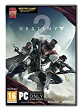 Destiny 2 w/ Salute Emote (Exclusive to Amazon.co.uk) (PC Download)