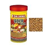 Dajana Gold Gran - Mangime completo in granuli, per pesci velati e pesci rossi
