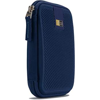Case Logic EHDC101B Portable Case for Hard Drive - Blue