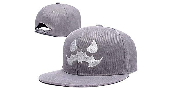 Sayou Scarecrow Symbol Batman Logo Adjustable Snapback Embroidery