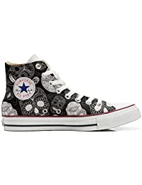 Converse All STar CUSTOMIZED , Sneaker Unisex, printed Italian style Paisley