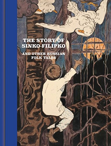 The story of Sinko-Filipko and other russian folk tales par  Louise Hardiman, Frank Althaus