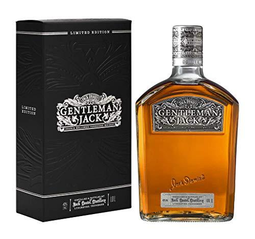 Jack Daniels GENTLEMAN JACK Tennessee Whiskey - Limited Edition 43% - 1.000ml (1 x 1,0l)