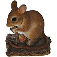 Dormouse by Vivid Arts, suitable for inside or out by Vivid Arts Ltd