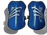 adidas +Predator TPR Schienbeinschoner blau / Shinguards, Größe:S