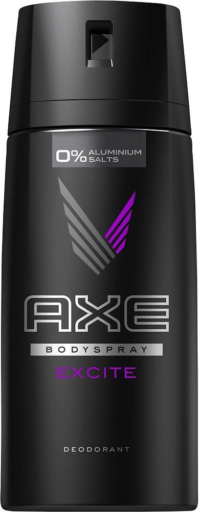 Axe Excite, Desodorante – 3 de 150 ml. (Total 450 ml.)