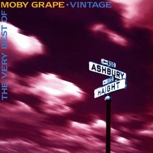 Y GRAPE VINTAGE by Moby Grape (1996) Audio CD ()