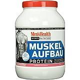 Men`s Health Muskelaufbau Shake, Erdbeere, 1er Pack (1 x 750g)