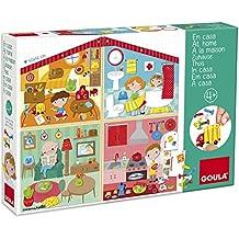 Goula - Puzzle casa (53145)