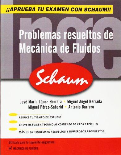 Mec@nica de Fluidos. Libro de Problemas