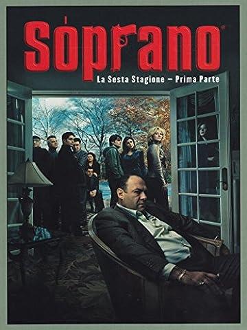 I Soprano(cofanetto da collezione)Stagione06Volume01Episodi01-12 [4 DVDs] [IT