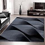 Moderner Design Teppich Schnecke Teppich Kurzflor Wohnzimmer versc. Größen, Größe:160x230 cm