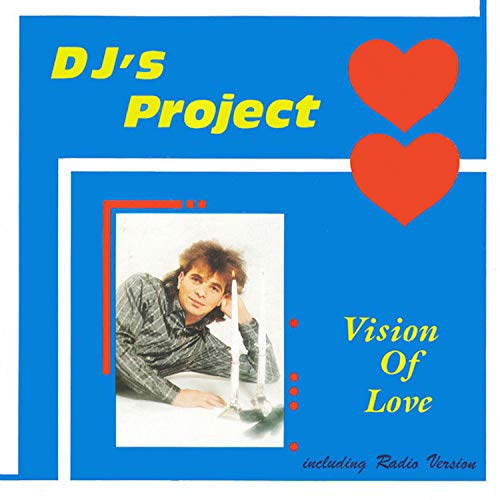 Vision Of Love (Expanded Edition) (Original Mike Mareen Master Tape Series) Serie Night Vision
