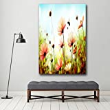 TOTAL HOME : HD Wallpaper Of Nature And Flowers Wall Decor Poster For Living Room No Framed /Large Painting On Canvas Wall Art Picture For Home Decoration Wall Decor/ Wall Painting || Photo / Paintings || Gift Paintings(A3 Size 12 In X 18 Inch)