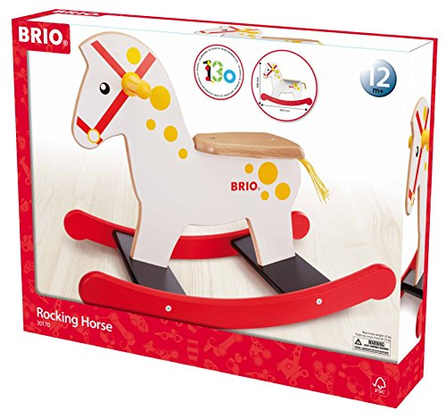 BRIO Infant & Toddler - Rocking Horse
