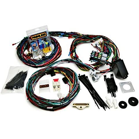 Painless Wiring 20122 69-70 Mustang Chassis Harness 22 Circuits