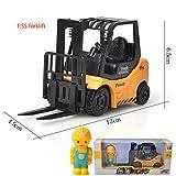 Zantec 1: 64 Kinder Legierung Engineering Autos ziehen Fahrzeugmodell Spielzeug als Geschenk