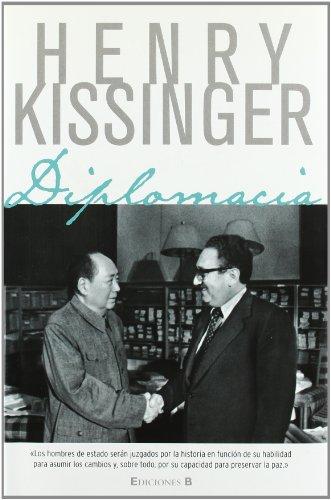 Diplomacia por Henry Kissinger
