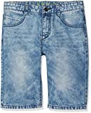 ESPRIT Jungen Shorts RJ26056, Blau (Stoned Denim 475), 152 cm