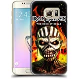 Officiel Iron Maiden TBOS Tours Étui Coque en Gel molle pour Samsung Galaxy S7 edge