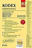 KODEX Studienausgabe Sozialrecht 2019/20