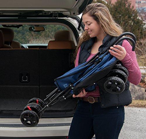 Pet Gear Travel Lite Standard Pet Stroller 4