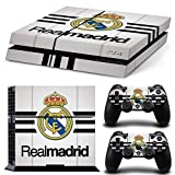 GoldenDeal PS4 Console and DualShock 4 Controller Skin Set - Football Sport - PlayStation 4 Vinyl Soccer