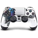PS4 DualShock Wireless Controller Pro Konsole PlayStation4 Controller mit weichem Griff und exklusiver individueller Version Skin (PS4-Taken 7)