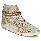 Felmini Womens Forest Beige Sneaker High 41