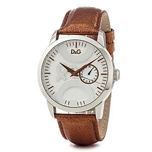 D&G Dolce & Gabbana DW0700 – Reloj para Hombres, Correa de